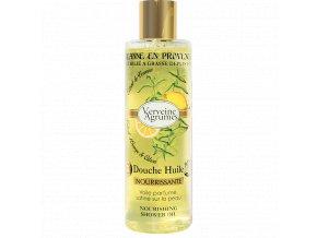 Výživný Sprchový Olej - Verbena a citrón, 250ml