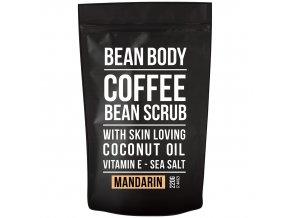Bean Body Tělový peeling Mandarinka 220g