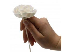 Náhradní bambusové tyčinky do difuzéru - Růže 12 ks