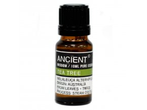 Esenciální olej Tea Tree 10 ml