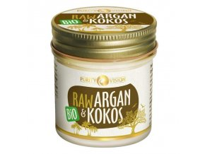 Purity vision Raw Bio Argan a Kokos 120 ml