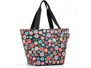 Reisenthel Shopper happy flowers