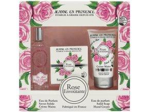 Jeanne en Provence Dárková sada - Podmanivá růže