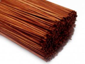 Náhradní bambusové tyčinky Hnědé do difuzéru 500ks