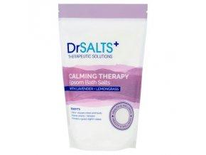Dr Salts Epsomská sůl do koupele - Calming Therapy, 1kg