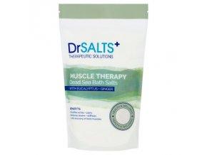 Dr Salts Sůl do koupele z Mrtvého moře - Muscle Therapy, 1kg