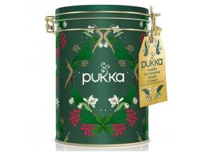 Dárková kolekce BIO čajů Pukka Tea Caddy