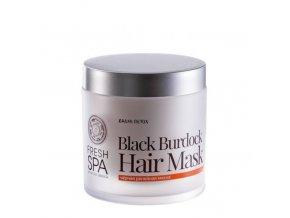 Bania Detox – Maska pro růst vlasů - Černý lopuch 400ml