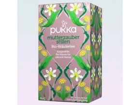 PUKKA Ajurvédský BIO Mateřský čaj  20 x 1,6g