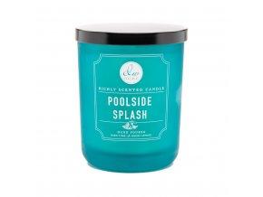 Vonná svíčka ve skle Poolside Splash 15oz