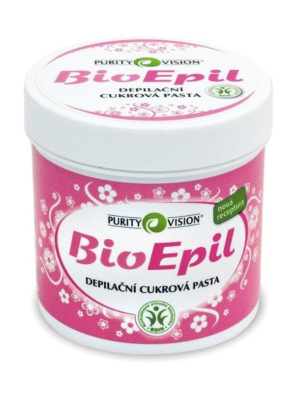 Purity Vision BioEpil 350g + 50g ZDARMA