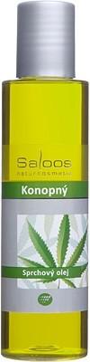 Saloos Sprchový olej Konopný OBJEM: 125ml