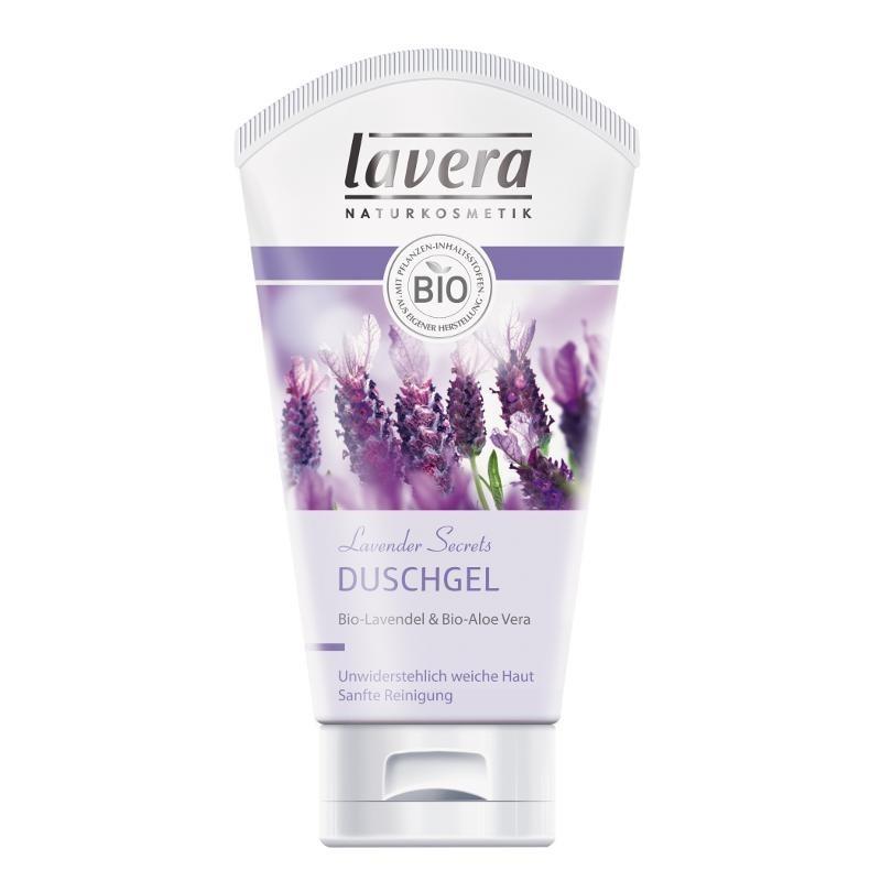 LAVERA Body SPA Sprchový & Koupelový gel BIO Levandule & BIO Aloe vera 150ml