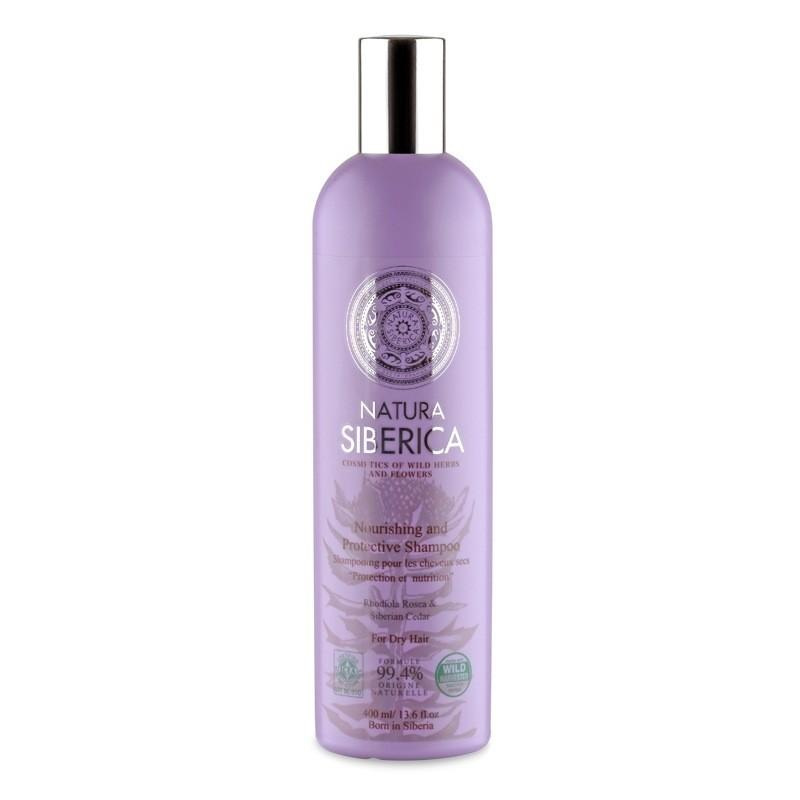 Natura Siberica Šampon pro suché vlasy «Ochrana a výživa» 400ml