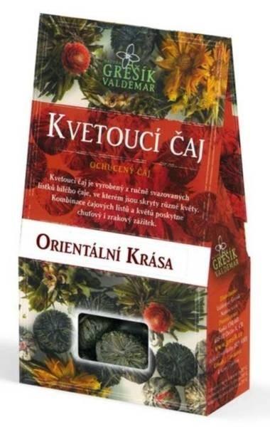 Waldemar Grešík Kvetoucí čaj orientální krása 4ks