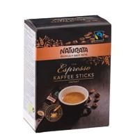 NATURATA BIO Káva Espresso instantní Fairtrade 25x2g