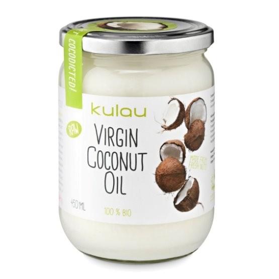 KULAU BIO RAW Panenský kokosový olej OBJEM: 1000ml