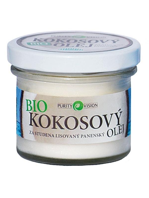 Purity Vision BIO Kokosový olej panenský OBJEM: 100ml