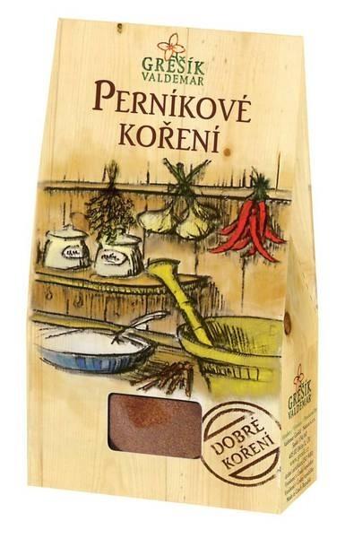 Waldemar Grešík Směs koření - Perníkové koření 20g