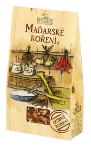 Waldemar Grešík Dobré koření - Maďarské koření 40g