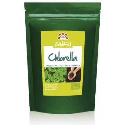 ISWARI BIO Chlorella tablety 125g