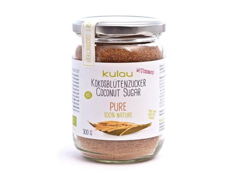 KULAU BIO kokosový cukr PURE 300g