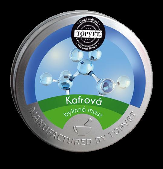 TOPVET Kafrová mast 50 ml