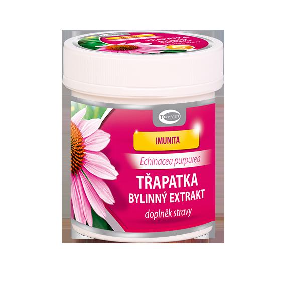 TOPVET Bylinný extrakt Echinacea 60ks