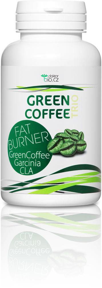 DoktorBio Green Coffee Trio 90 kaps.
