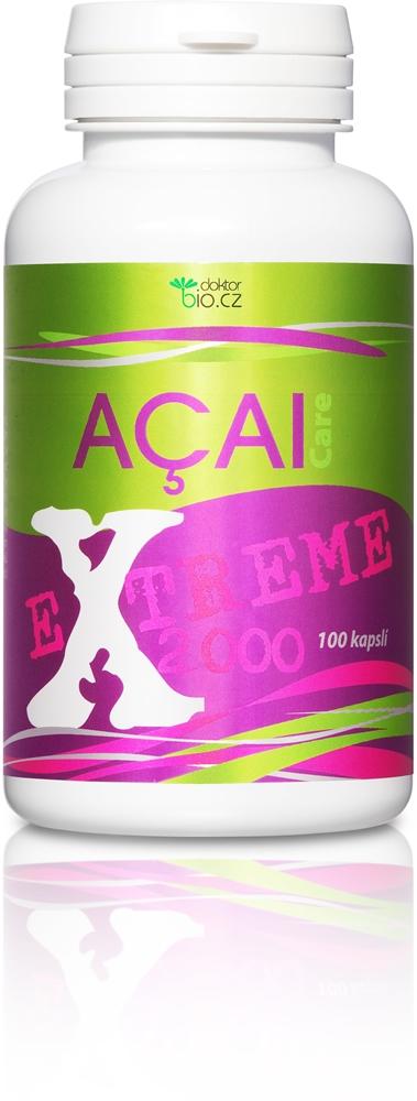 DoktorBio Acai Extreme 2000 100 kaps