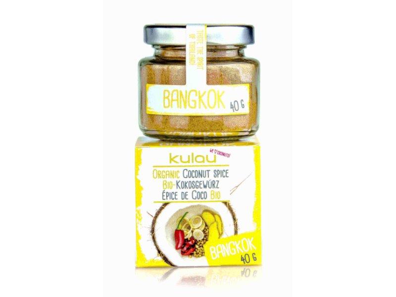 KULAU BIO kokosové koření BANGKOK 40g