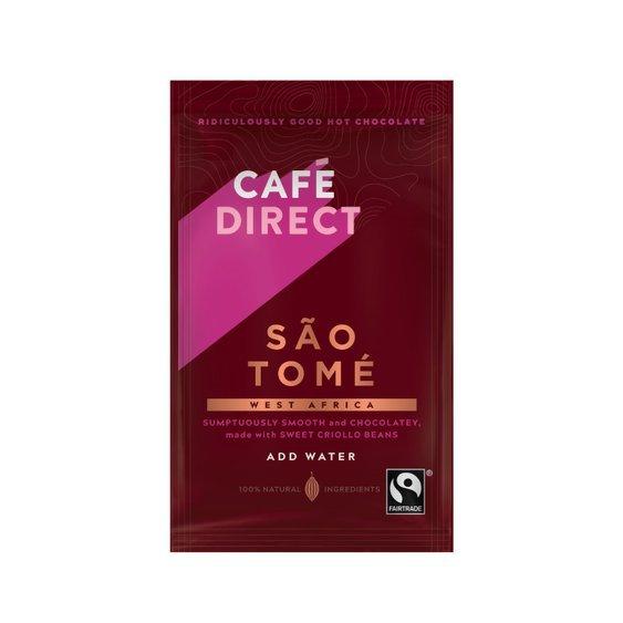 Cafédirect Horká čokoláda Sao Tome 23g