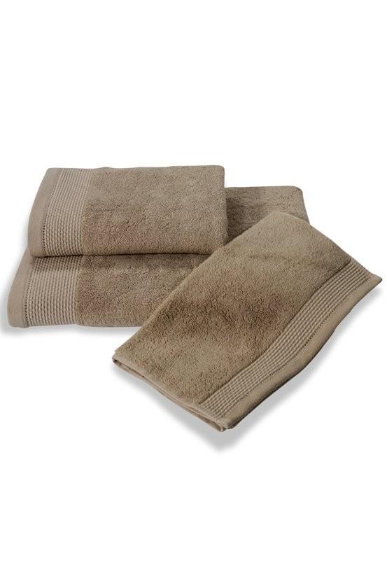 Soft Cotton Bambusový ručník BAMBOO -Béžová