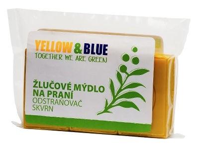 Yellow & Blue Žlučové mýdlo Hmotnost: 420g