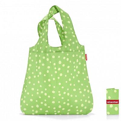 Reisenthel Mini maxi shopper spots green