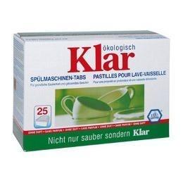 AlmaWin KLAR - Tablety do myčky 500g (25ks)