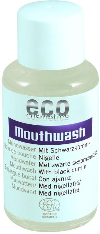 ECO Cosmetics Ústní voda s černuchou 50ml