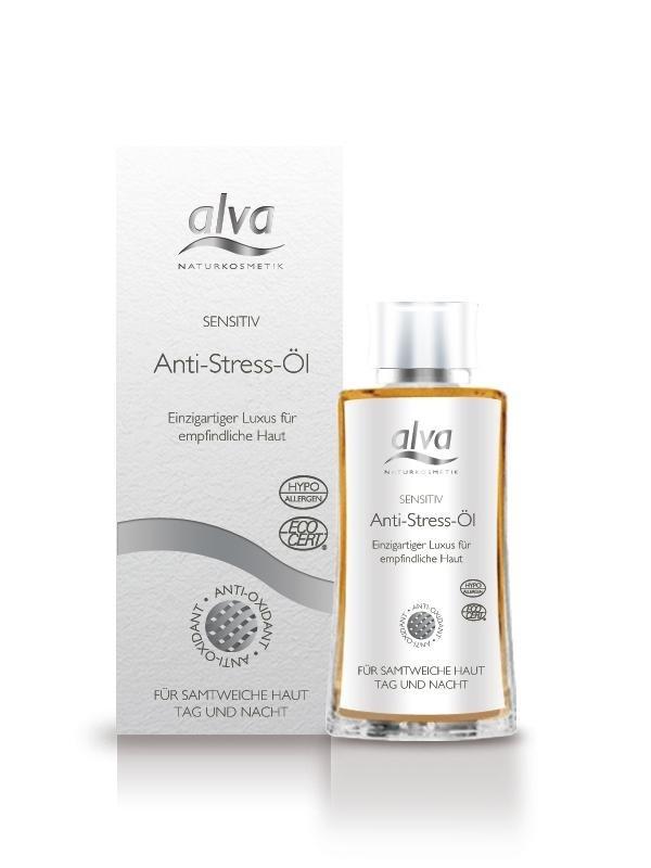 ALVA Sensitiv Pleťový olej Antistres 30ml