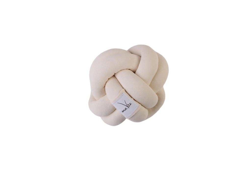 Pletený ball natur