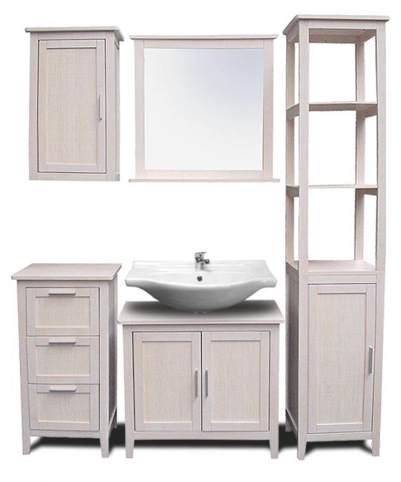 Koupelna - sektorový nábytek