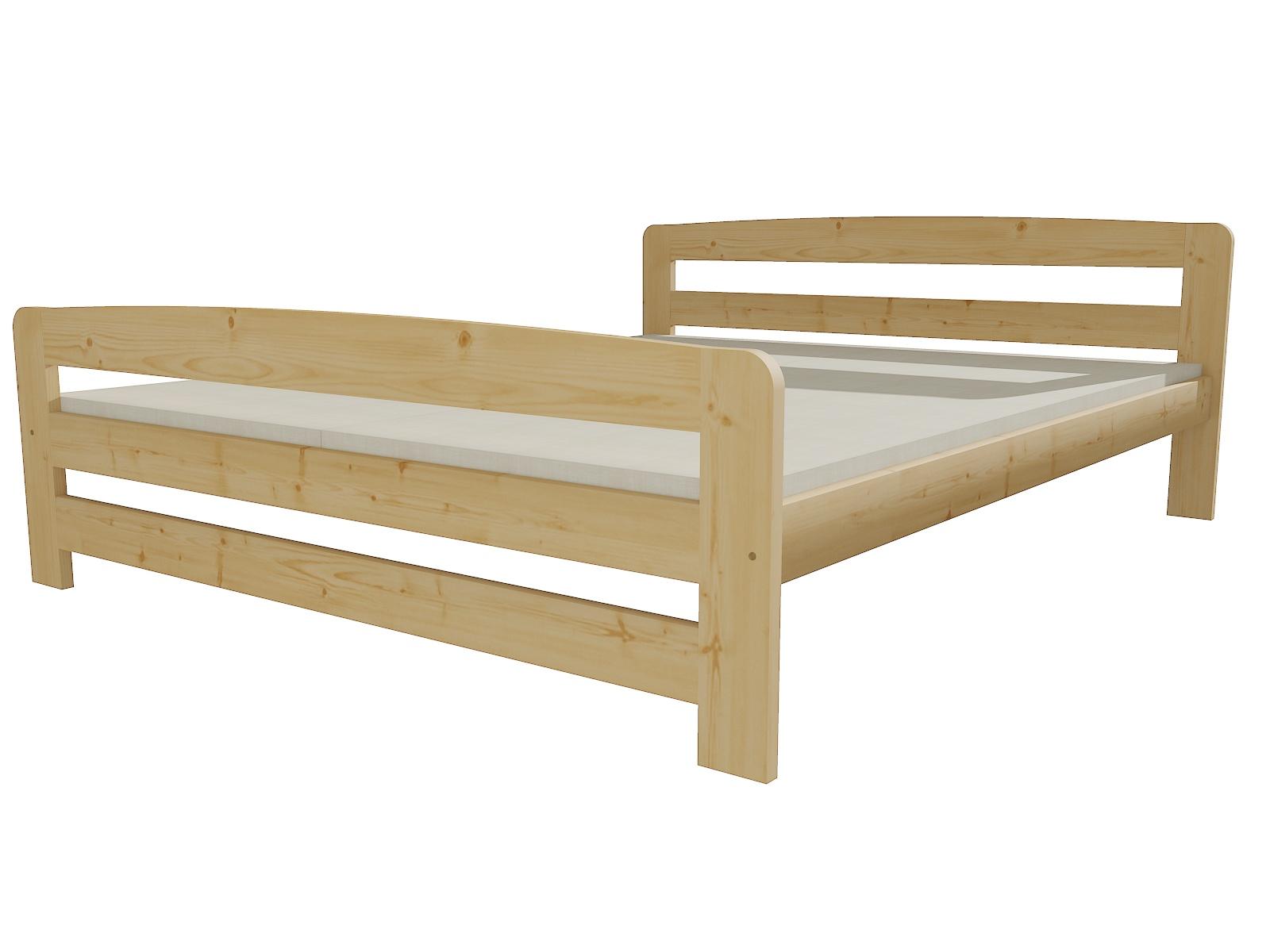 Postele dřevěné