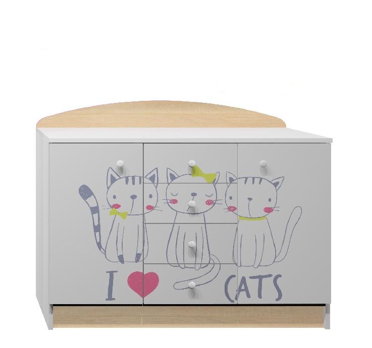 Dětský pokoj CATS