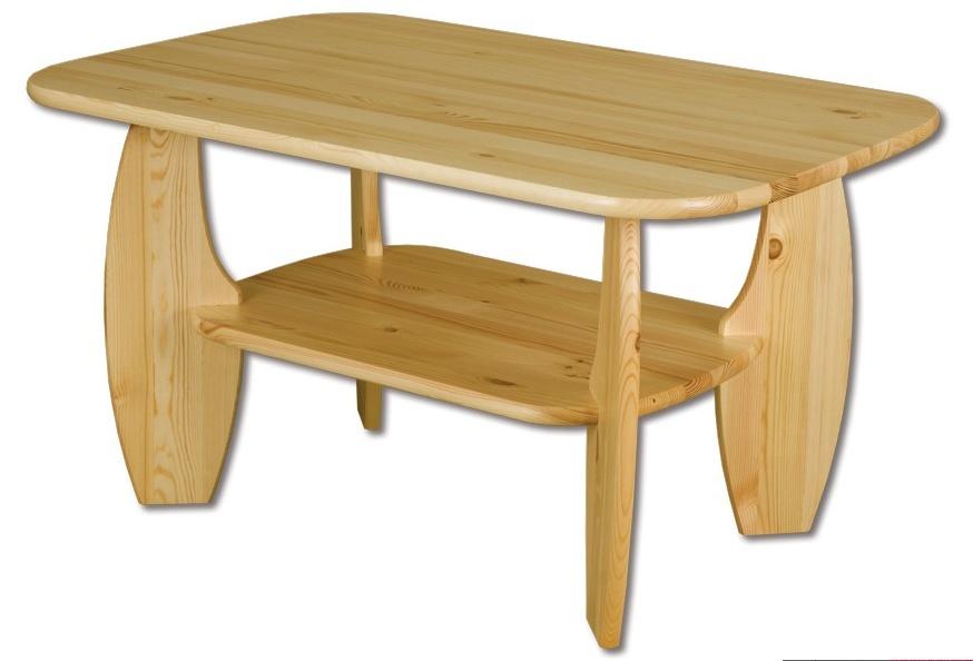 Konferenční stolky ze dřeva