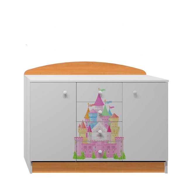 Dětský pokoj PINK CASTLE