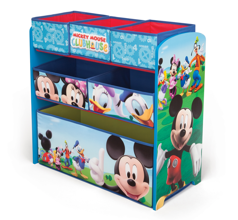 Dětské boxy a truhly