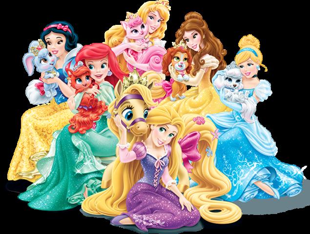 Disney princezny
