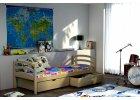 Dětská postel Nela  + rošt zdarma
