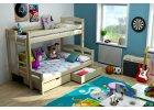Patrová postel Lukáš  + rošt a matrace v ceně