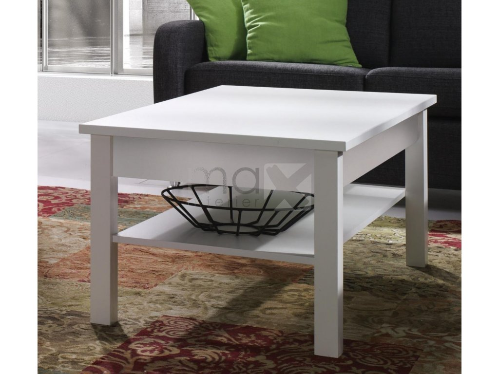 Konferenční stolek Wendigo R9 bílá