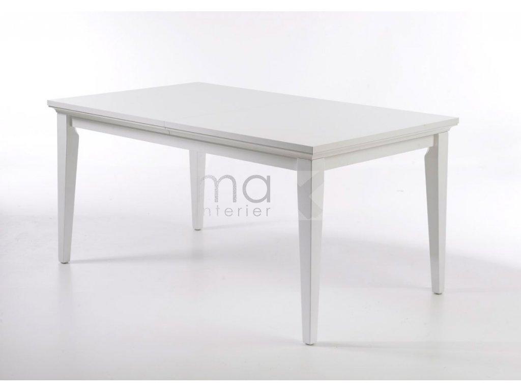 Jídelní stůl Provence 870 bílý